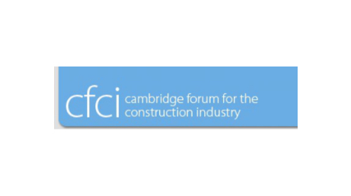 Cambridge forum for the construction industry logo